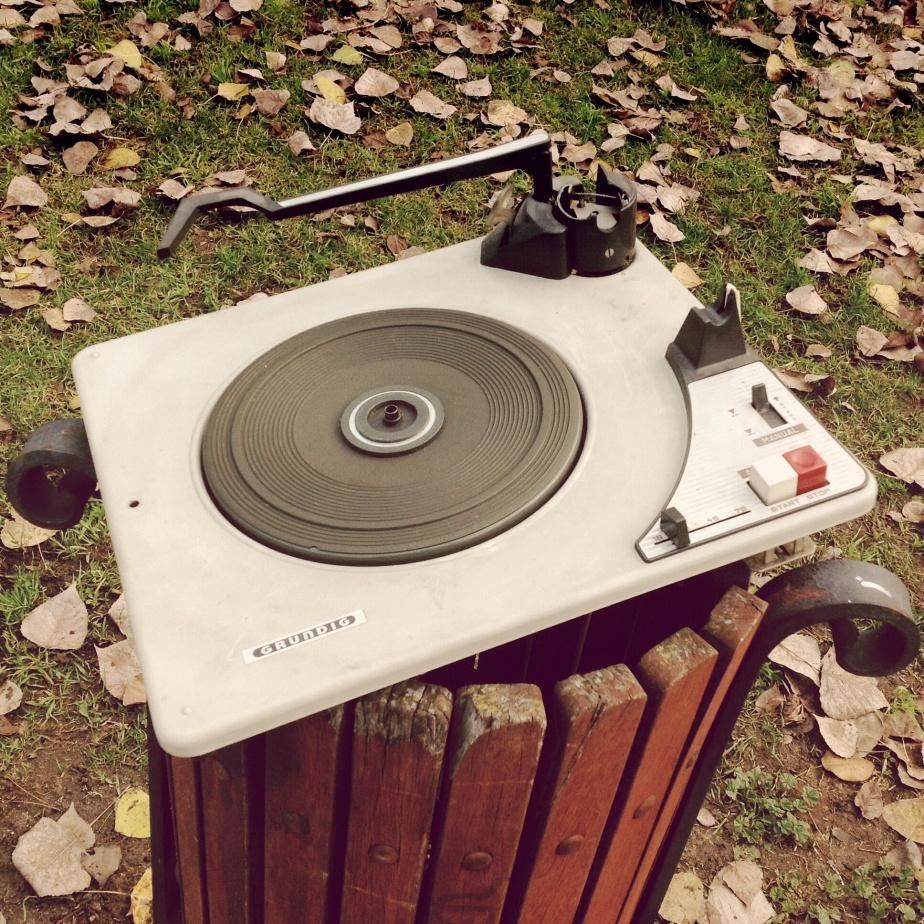 Música en el parque